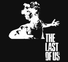 Clicker [White] ~ The Last of Us [Logo] by TwinMaster
