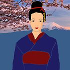 Geisha 6 by Kate Farrant