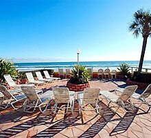 Daytona beach shores hotel by crabiajohan