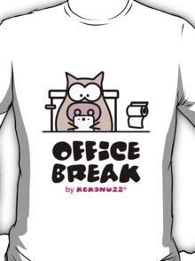 My Office Break - Toilet App T-Shirt