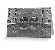 Manchester's Industrial Architecture  Greeting Card