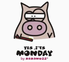 It's Monday... Kino's Moody Face by Kokonuzz