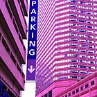 Parking perspective by Susan J. Purpura