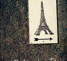 La Tour Eiffel by Sybille Sterk