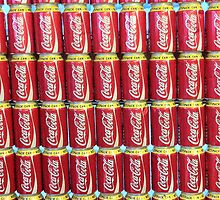 Coca Cola Wall by odders46