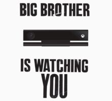 Big Brother Xbox One is Watching You by The Incredibly Unnecessary Stuff Makers