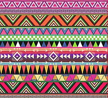 Aztec Pattern  by odders46
