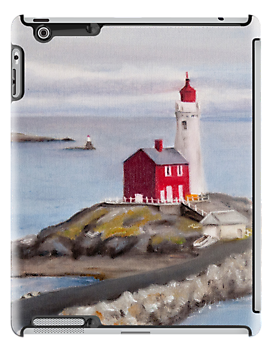 Fisgard Lighthouse by Andrea Vreken