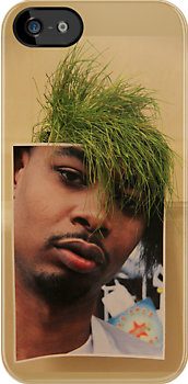 Danny Brown's Hair by BurbSupreme