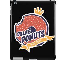 Dilla's Donut iPad Case/Skin