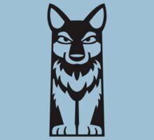 Tiny Totem - Wolf by tigerknight