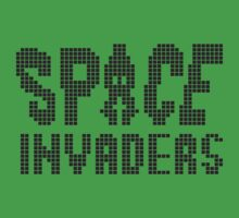 SPACE INVANDERS by Alkasen