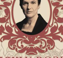 Downton Abbey Inspired - O'Brien Soap - Lady's Maid Miss O'Brien of Downton Abbey Sticker
