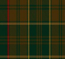 02856 Ensign of Ontario District Tartan Fabric Print Iphone Case by Detnecs2013