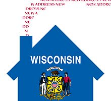 new wisconsin address by maydaze