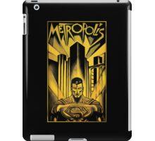 Guardian of Metropolis iPad Case/Skin
