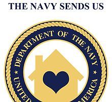 home is where the navy sends us by maydaze