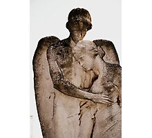 Angel's Embrace Photographic Print