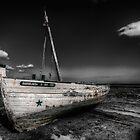 Tuna Fishing Boat by manateevoyager