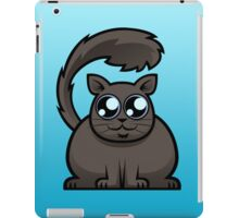Brown Cat iPad Case/Skin