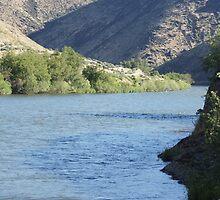 Yakima River by Loisb