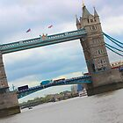 London Tower Bridge by ejrphotography