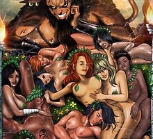 SheVibe Pan Orgy Cover Art - Safe by shevibe
