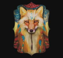 Wise Fox  by Aimee Stewart