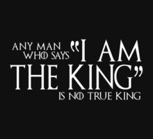 I Am The King by Blinky2lame