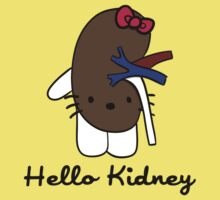 Hello Kidney! by CalumCJL