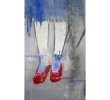 """""""Ruby Slippers"""" Photographic Print"""