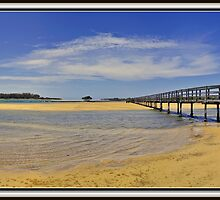 Urunga Panorama. by Terry Everson