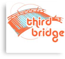 third bridge Canvas Print