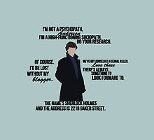 Sherlock by ChristieRose