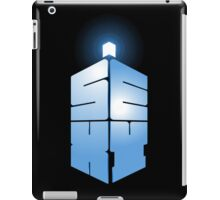 The name of the TARDIS iPad Case/Skin