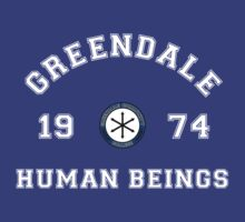 Greendale Human Beings by alecxps