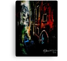 Desolate Shell Canvas Print