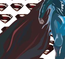 Superman LOGOS Sticker