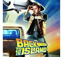 Back to the Island Photographic Print