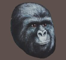 Rustled My Jimmies Gorilla by timnock