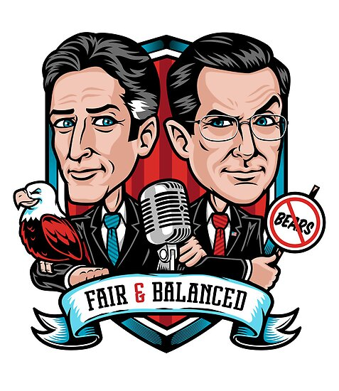 Fair & Balanced by harebrained