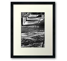 MO7S Framed Print