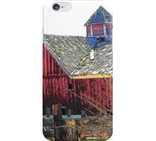 The Old Koontz Barn - iPhone Case iPhone Case/Skin