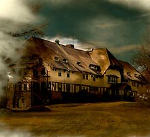 Loomis Sanitarium Liberty NY by PineSinger