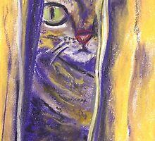 Peek-A-Boo (pastel) by Niki Hilsabeck