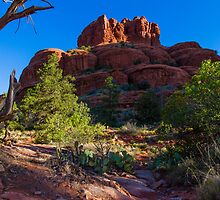 Bell Rock by BGSPhoto