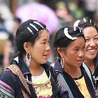 Sapa Hill Tribes by byronbackyard