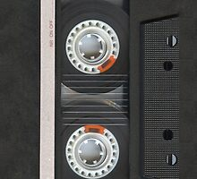 Retro Cassette Tape by avdesigns