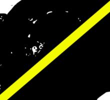 Coal Terminal Action Group uber fashionwear Sticker