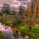 Autumn Dreams #2 - Walwa Victoria - The HDR Experience by Philip Johnson
